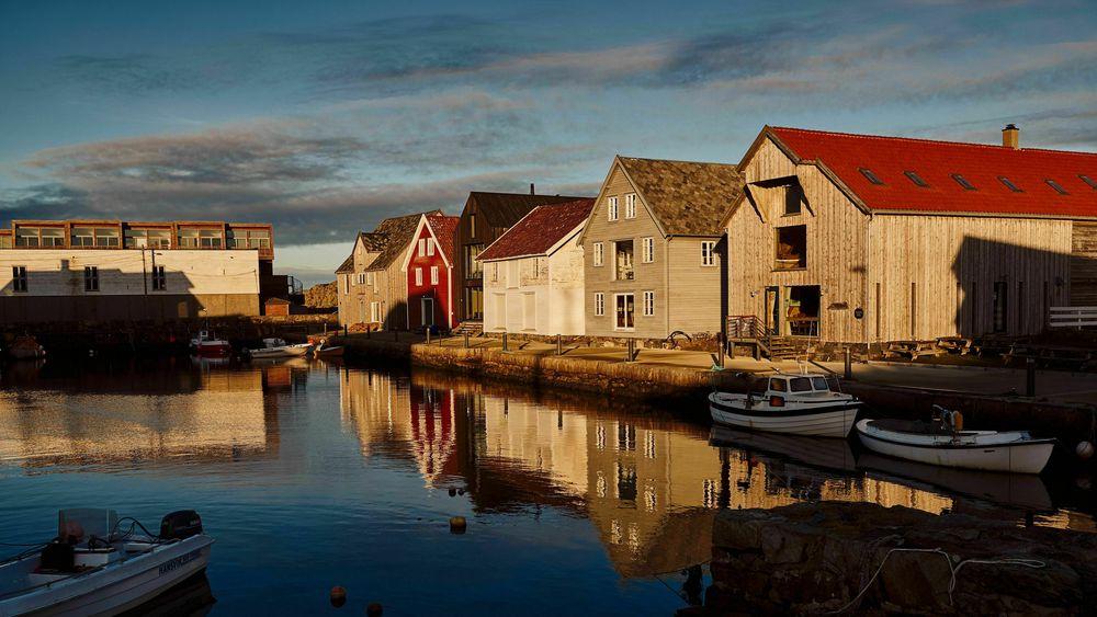 Øysamfunn blir grønn energi-lab og nasjonalt testsenter