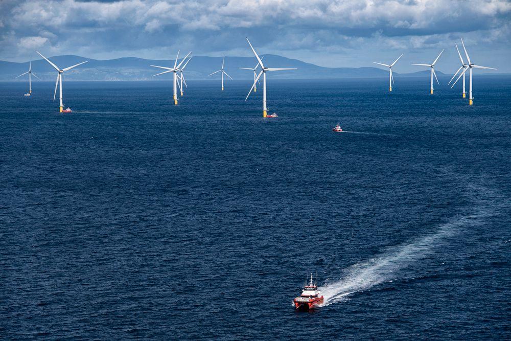Arendals Fossekompani og Ferd starter havvindselskap